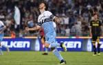 Lazio open account with narrow win over Frosinone