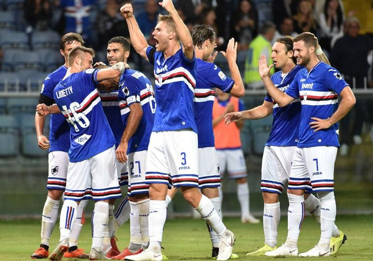 "Serie A TIM                    GIAMPAOLO: ""OUR SEASON STARTS NOW"""