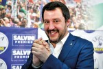 Salvini calls for crackdown on foreign players in Serie A