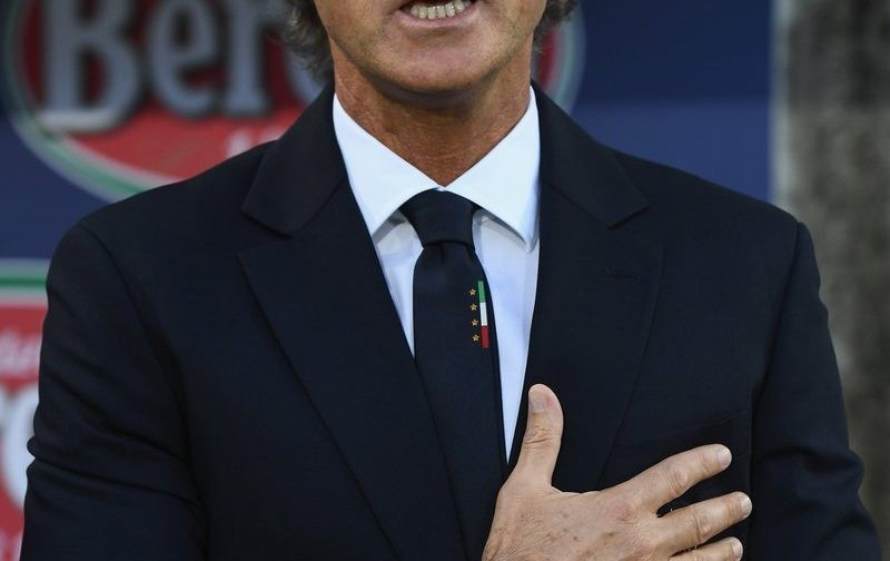 Mancini: Italy will bounce back but patience is needed