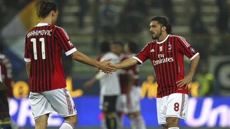 Emanuelson: I saw Ibrahimovic throw Gattuso in the dustbin