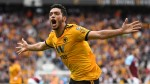 Raul Jimenez's second-half strike lifts Wolves in win over Burnley
