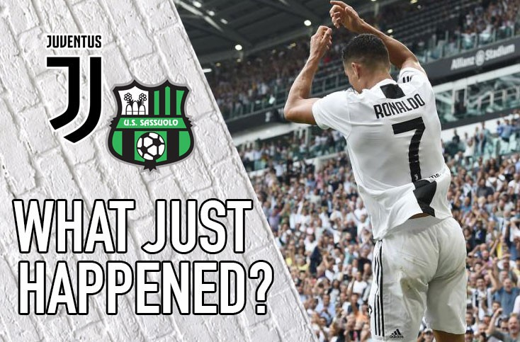 Juventus 2-1 Sassuolo: What Just Happened?