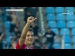 Golazo de José Corpas (2-1) Almería UD vs Real Zaragoza