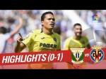 Resumen de CD Leganés vs Villarreal CF (0-1)