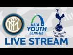Internazionale vs. Tottenham: UEFA Youth League LIVE!
