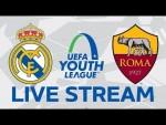 Real Madrid vs. Roma: UEFA Youth League LIVE!
