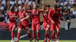 Liverpool pass biggest test yet, Ronaldo gets off the mark in Italy