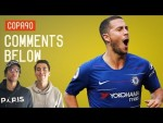 Is Hazard Good Enough To Score 40 Goals This Season? | Comments Below