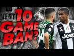 Juventus Star To Receive Lengthy BAN For Spitting At Player! | Euro Round-Up