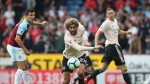 Marouane Fellaini enjoying an improbable renaissance at Manchester United