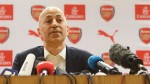 Arsenal announce Ivan Gazidis departure as CEO ahead of AC Milan move