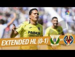 CD Leganés vs Villarreal CF (0-1) - Extended Highlights
