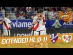 SD Huesca vs Rayo Vallecano (0-1) - Extended Highlights
