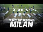 BEHIND THE SCENES | Spurs travel to Milan and prepare for Inter