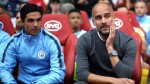 Manchester City have 'the best players in the world' - Mikel Arteta