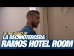 Habitación de Sergio Ramos | En el Corazón de la DECIMOTERCERA