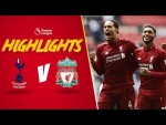 Highlights: Spurs 1-2 Liverpool | Firmino dances in fifth straight win for the Reds