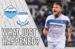 VIDEO: Lazio 2-1 Apollon – What Just Happened?