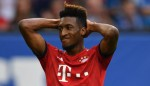 Coman suffers new ankle woe