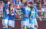 Torino sleep in as Insigne inspires Napoli to comfortable victory