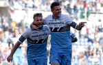 Lazio on fire as Genoa are brushed aside