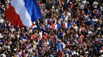 World Cup: France welcomed by hundreds of thousands of supporters