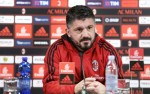 Gattuso: AC Milan are scared of not doing the right things