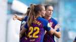 FC Barcelona win the Catalan derby
