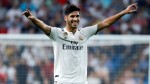 Marco Asensio scores as Real Madrid go one point clear in La Liga