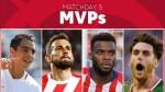 Choose your MVP for LaLiga Santander Matchday 5