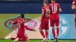 James scores as Bayern Munich beat Schalke, Weston McKinnie limps off
