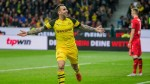 Paco Alcacer's introduction changes the game as Dortmund earn comeback win
