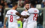 Suso ends his drought as AC Milan stroll past Sassuolo