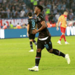 Caleb Ekuban's brace send Trabzonspor into Turkish Cup sixth round