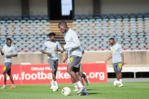 Black Stars players to arrive in Kenya on Monday ahead of Ethiopia game