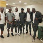 Ghana land in Nairobi ahead of AFCON qualifier against Kenya