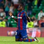 Ghana forward Raphael Dwamena excited with early season form at Levante