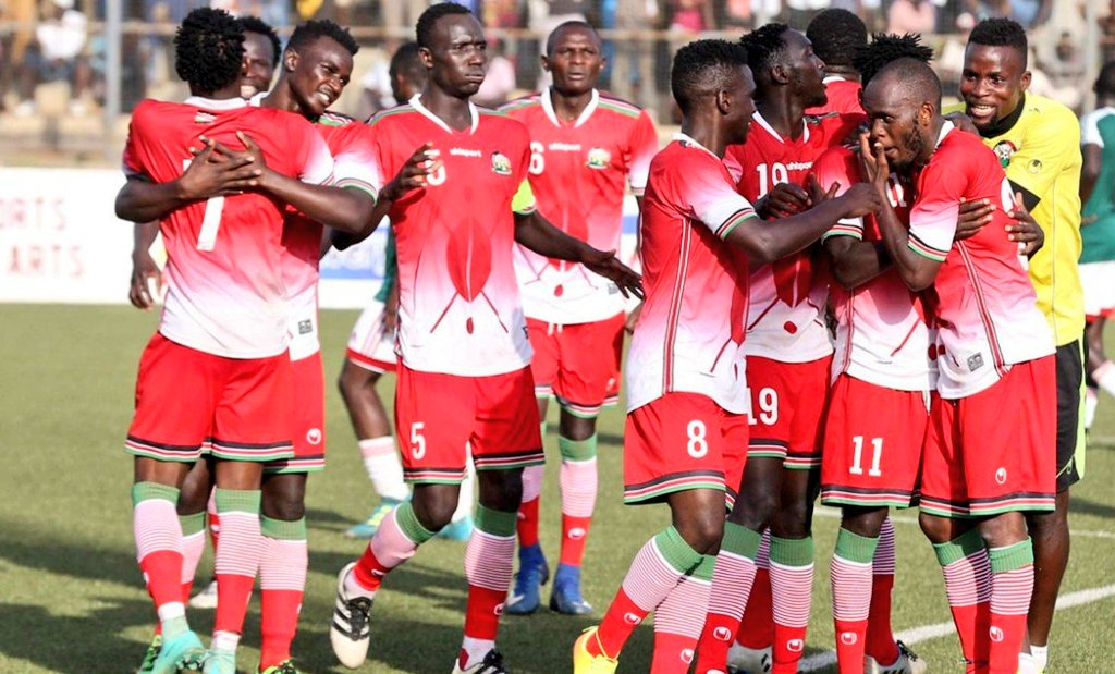 Kenya break 15-year jinx against Ghana as Harambee Stars stun the Black Stars