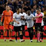 Kwadwo Asamoah's goal against Sampdoria ruled out by VAR as Inter win