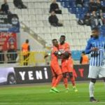 Isaac Sackey sent off in Alanyaspor's win over Akhisar in Turkey