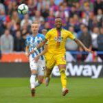 Jordan Ayew insists he's heading in the right direction at Crystal Palace