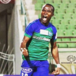 Ghana striker John Antwi set to equal foreign scorers' record in Egypt