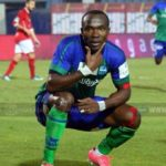 Ghanaian striker John Antwi scores for Misr Lel Makasa in Egyptian Premier League
