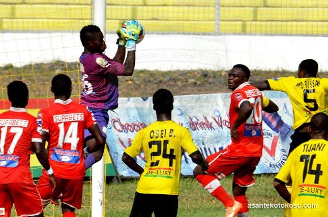 CONFIRMED: Ashgold, Kotoko 'Golden Clash' return league postponed