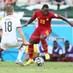 VIDEO: Inter Milan midfielder Kwadwo Asamoah talks about his return to the Black Stars