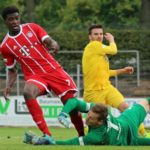 Ghanaian youngster Okyere Wriedt scores as Bayern München II defeat 1860 Rosenheim