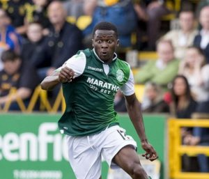 Hibernian FC eye summer move for Ghanaian winger Thomas Agyepong