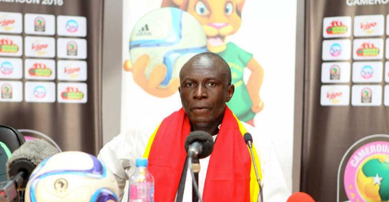 Yusif Basigi focused on leading Black Princesses to U-20 FIFA World Cup