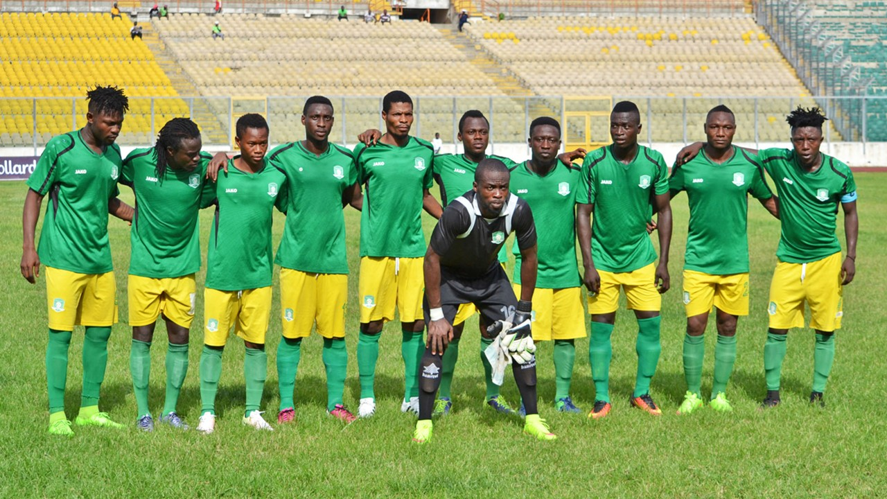 Aduana Stars have received about 30 applications from coaches from European and Asian - PRO Evans Oppong